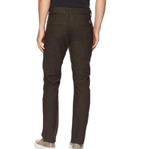 Volcom Men's VSM Gritter Modern Workwear Chino Pan